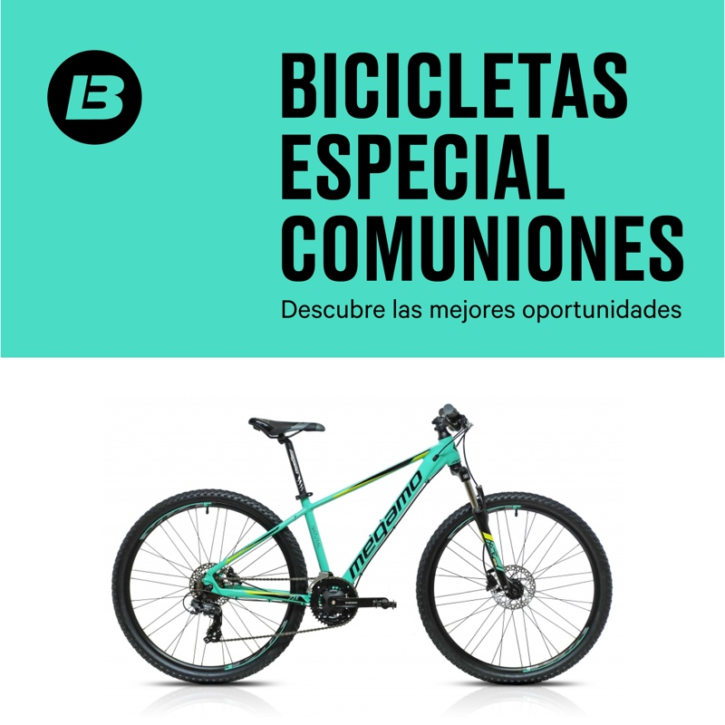 Bicicletas para Comuniones