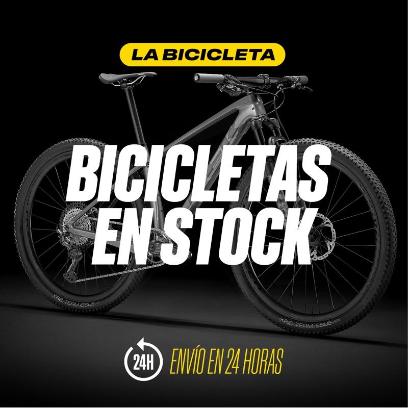 Bicicletas en Stock