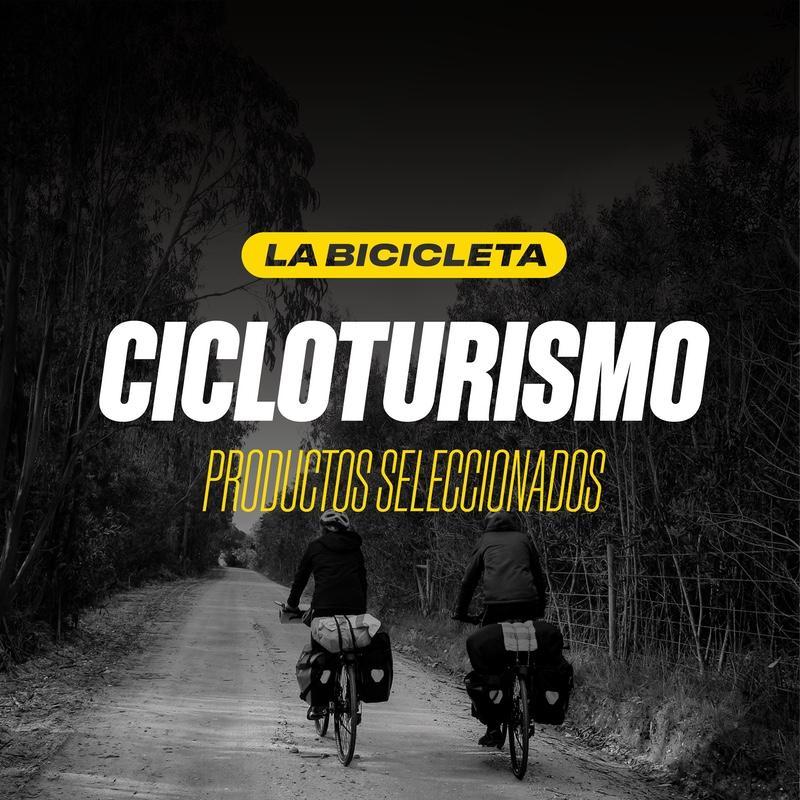 Selección artículos cicloturismo